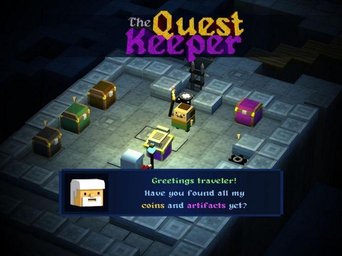 The Quest Keeper, Game Teranyar untuk iOS dan Android