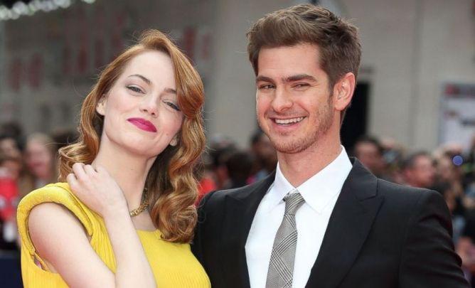 Tiga Tahun Pacaran, Emma Stone & Andrew Garfield Berpisah