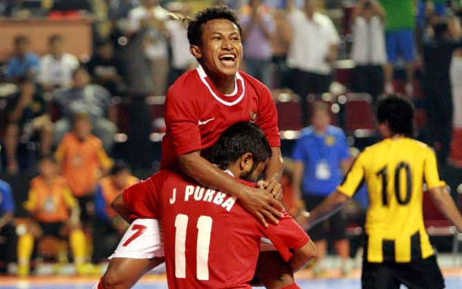 Timnas Futsal Indonesia Masih Didominasi Muka Lama