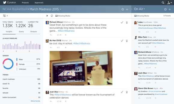 Twitter Luncurkan Curator untuk Bantu Media Massa