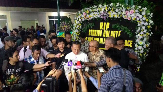 Uskup Agung Jakarta Surati Presiden Jokowi Terkait Hukuman Mati