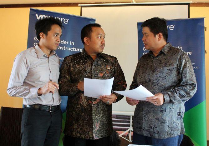 VMWare Gandeng Jasa Raharja Tingkatkan Layanan Asuransi
