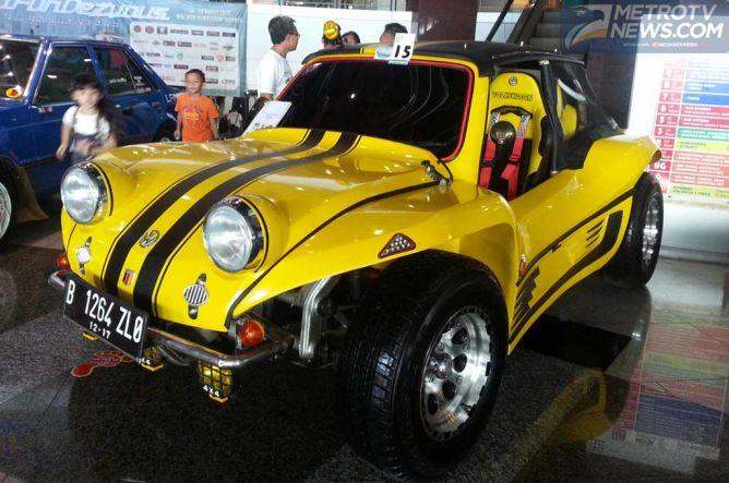 Volkswagen Safari Berdandan ala Sand Buggy