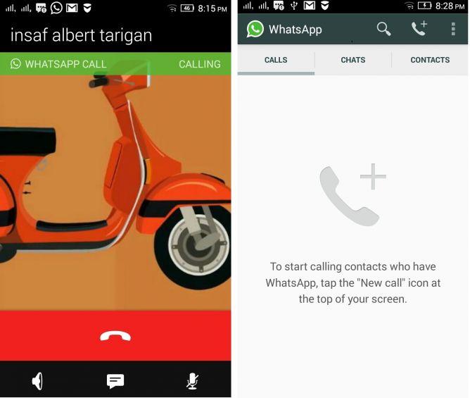 WhatsApp Sudah Bisa Dipakai untuk Menelepon