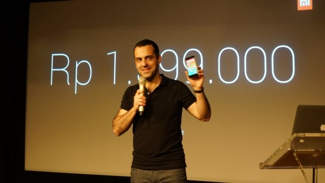 Xiaomi Redmi 2 Hadir di Indonesia, Harganya Murah
