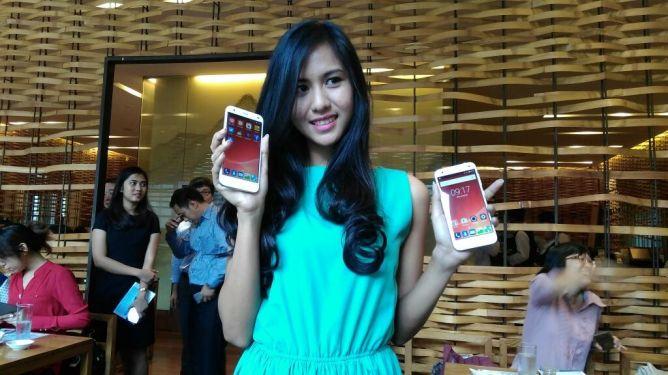 ZTE Kenalkan Ponsel Blade S6 di Indonesia