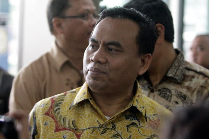 Zainal Soleman Hanya Bisa Diberhentikan oleh Sekda DKI