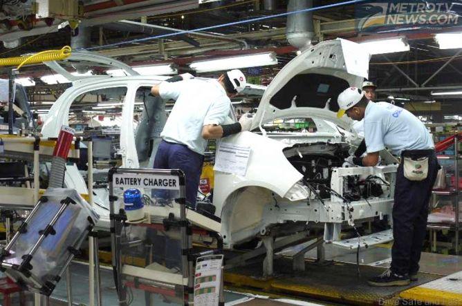Astra Daihatsu Motor Sentuh Angka Produksi 4 Juta Unit Mobil