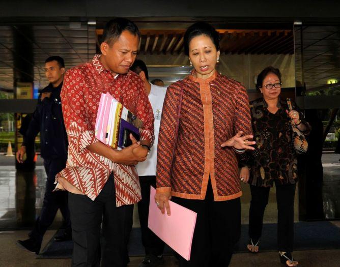 Dua Alasan Menteri BUMN Pecat Bos RNI