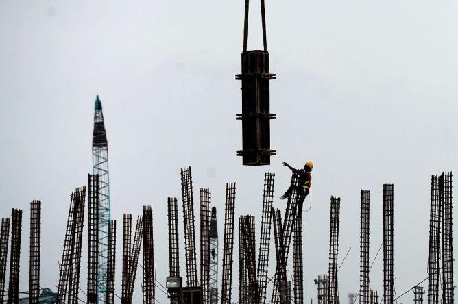 Dua Bank Tiongkok Siap Serap Obligasi Rp50 Triliun BUMN Konstruksi