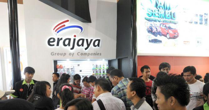 Erajaya Genjot Pertumbuhan Konservatif di Kuartal II-2015