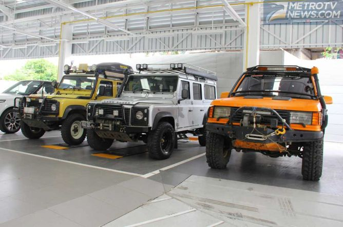 Jaguar Land Rover Indonesia, Siap Tampung Landy Jadul