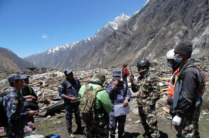 Kartu Identitas WNI Ditemukan di Langtang Nepal