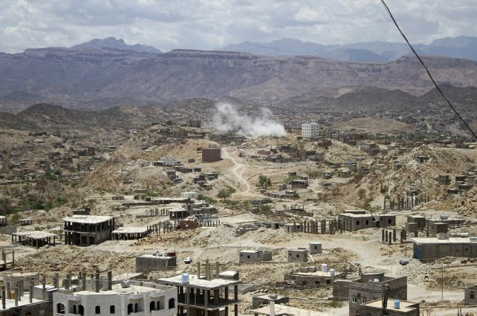 Kota Perbatasan Arab Saudi Diserang Bom, WNI Diminta Waspada