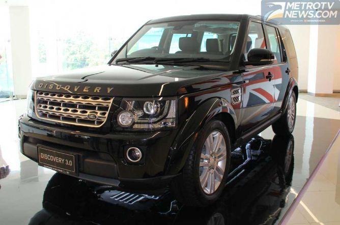 Land Rover Discovery Sport, Mengaspal di Indonesia Bulan Depan