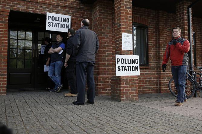 Pemilu Inggris Dimulai