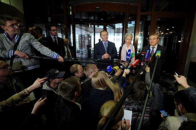 Perbaiki Gencatan Senjata, Ukraina dan Separatis Berdialog Damai