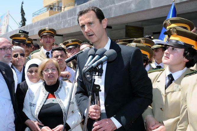 Presiden Suriah Akui Adanya Kemunduran dalam Perang Sipil