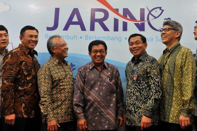 Program 'Jaring' OJK-KKP Resmi Meluncur