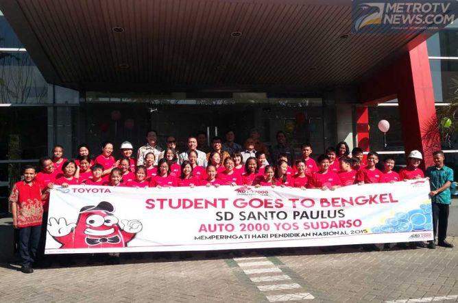 Rangkaian Student Goes to Bengkel, Kembali Digulirkan Auto2000