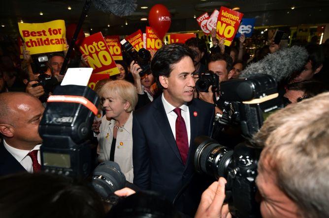 Sosok Ed Miliband Dianggap Layaknya Margaret Thatcher