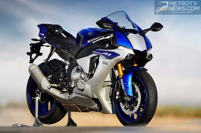 Superbike Yamaha YZF-R1 dan YZF-R1M, Tak Lama Lagi Mengaspal