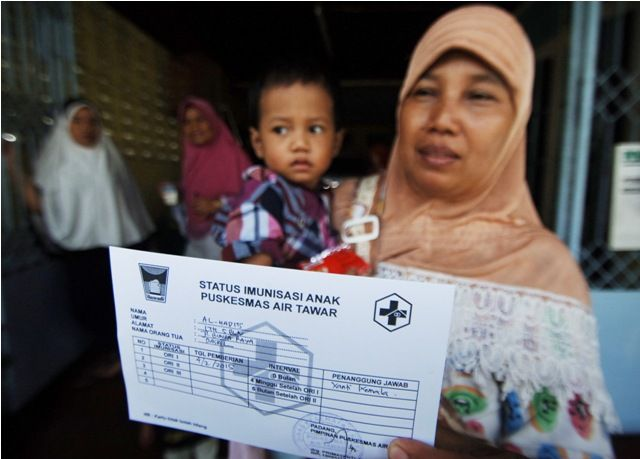 Tahun Ajaran Baru, Rapor Imunisasi Jadi Syarat Masuk SD