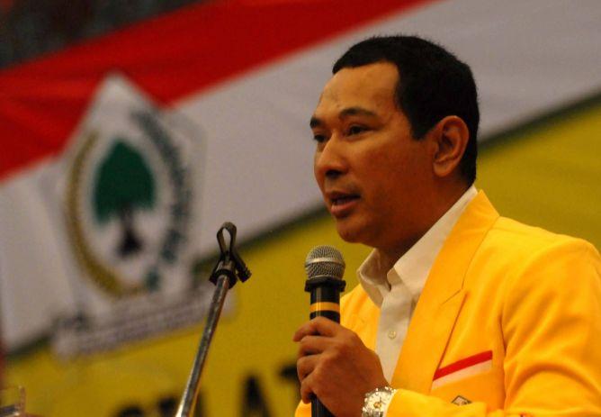 Tommy Soeharto Takkan Mudah Jadi Ketum Golkar