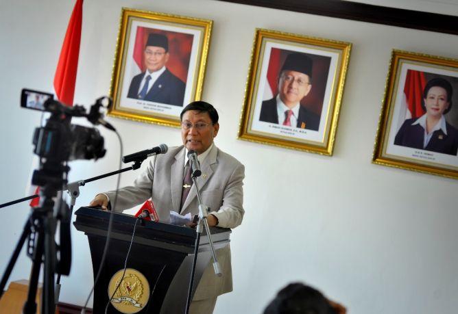 Wakil Ketua DPD Nilai Penyidik Polri Tak Bebas Tafsirkan Hukum