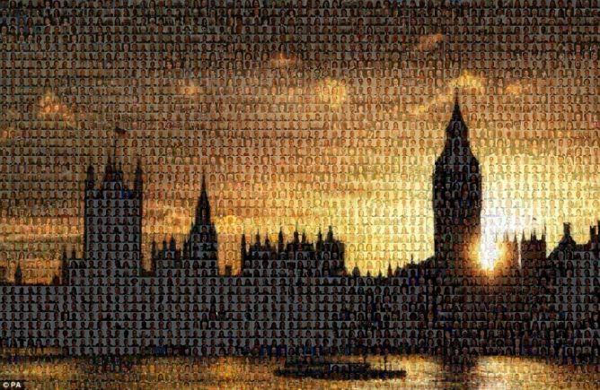 Warga Inggris Bersiap Memilih dalam Pemilu Terketat
