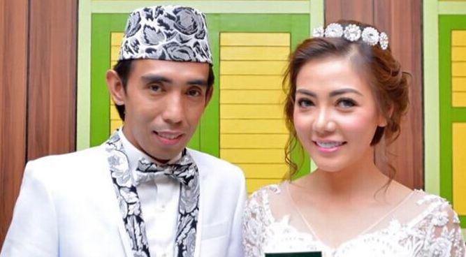 Bella Shofie dan Suryo Menikah