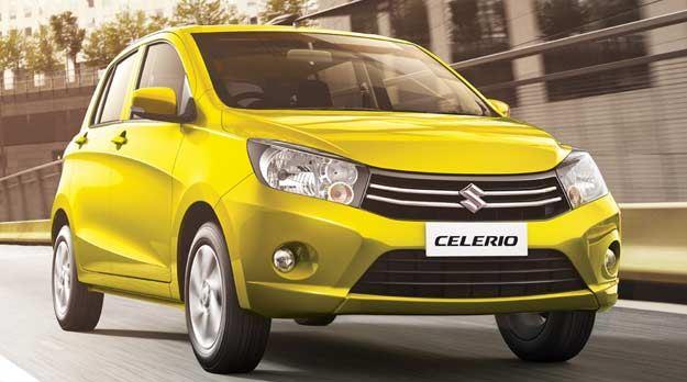 Suzuki Luncurkan Celerio Di Indonesia