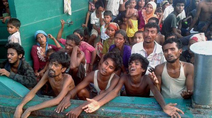 Rohingnya Dipindah Ke Aceh Utara