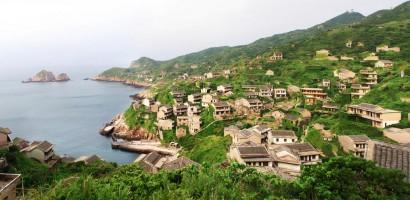 Pulau Shengshan, Provinsi Zhejiang, Cina