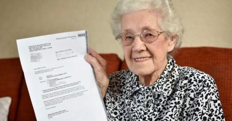 Nenek 99 Tahun Terima Surat Positif Hamil Dari Rumah Sakit