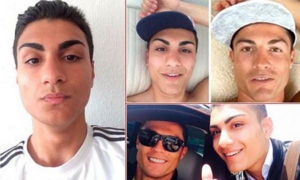 Terobsesi Oleh Cristiano Ronaldo