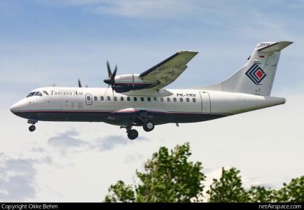 Trigana tipe ATR 42