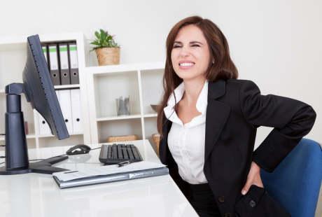 Tips Saat Bekerja di Depan Komputer Seharian