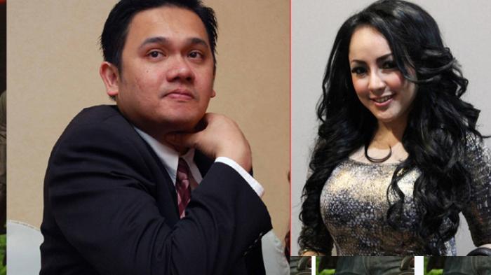 Handuk Hijau Jadi Saksi Kemesraan Farhat Abbas Dan Regina