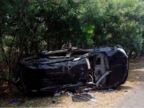 Kecelakaan Maut Jagorawi, Dua Penumpang Tewas