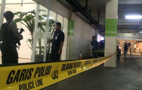 Ledakan Di Mall Alam Sutera, Rabu (28/10/2015) Siang