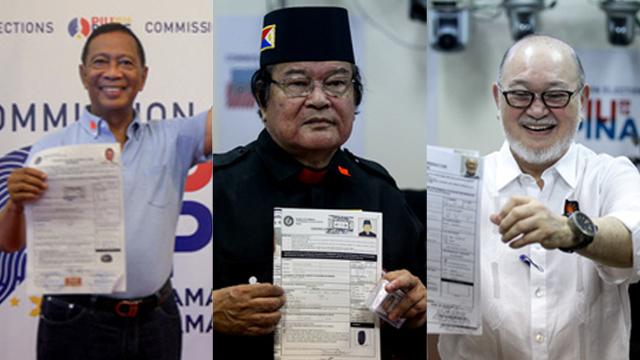 Pemilu Presiden Filipina 2016 Dengan 130 Capres