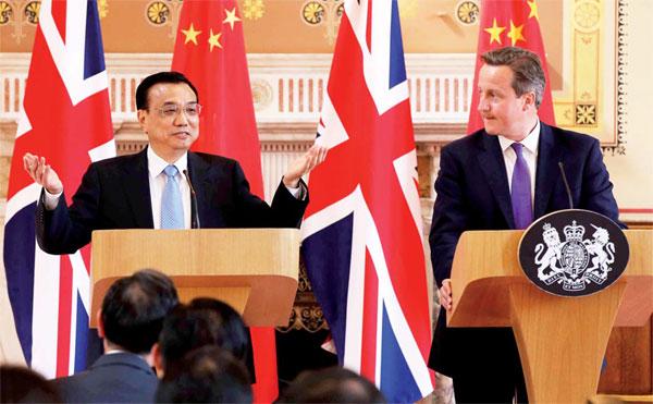 Inggris Dan China Telah Sepakati Pembangunan PLTN