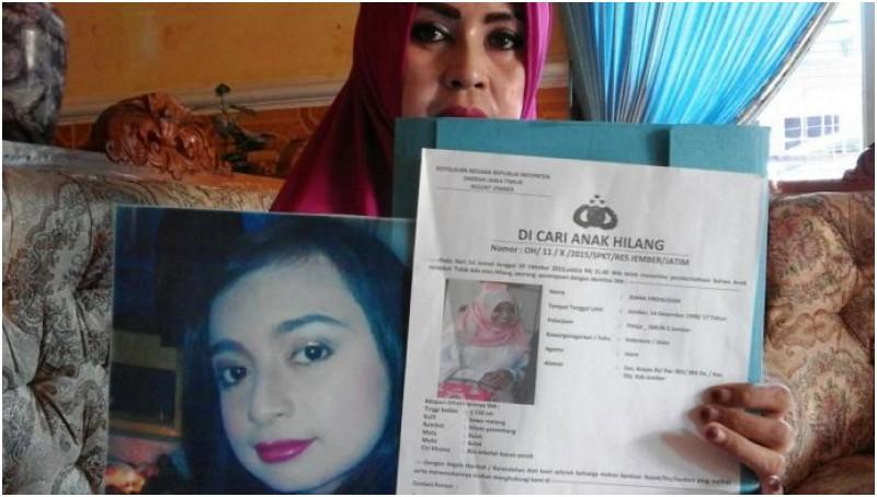 2 Minggu Tidak Pulang, Siswi SMA 2 Di Jember Diduga Diculik