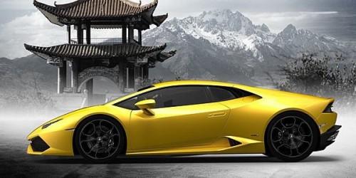 Lamborghini Termurah Huracan Zhong