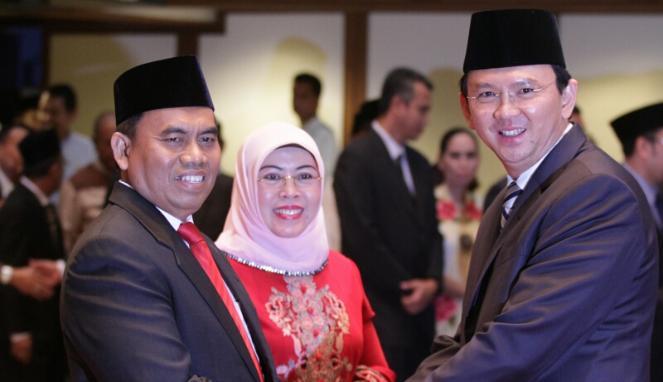 Duet Maut Ahok Dan Saefullah Di Pilgub Jakarta 2017