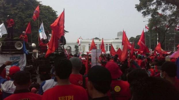 Asosiasi Pengusaha Indonesia Mengecam Aksi Mogok Nasional