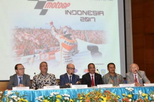 Indonesia Resmi Menjadi Tuan Rumah MotoGP 2017