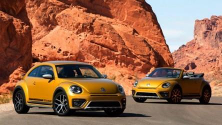 Volkswagen Beetle Dune Pamer Pesona