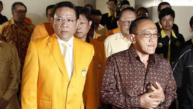 Syarat Agung Laksono Yang Diperuntukkan Aburizal Bakrie